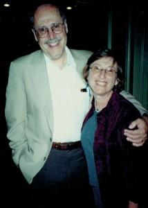 Roseann Herman and Dr. Mayer B. Davidson